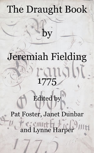 Draught Book by Jeremiah Fielding 1775